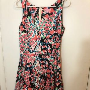 Multicolor Lilly Pulitzer Dress